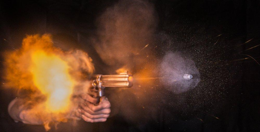 high speed ballistics photography high power