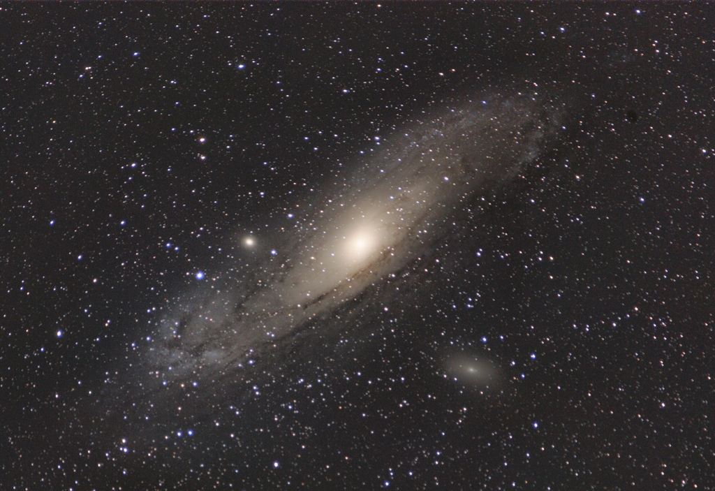 andromeda galaxy distance from - photo #5