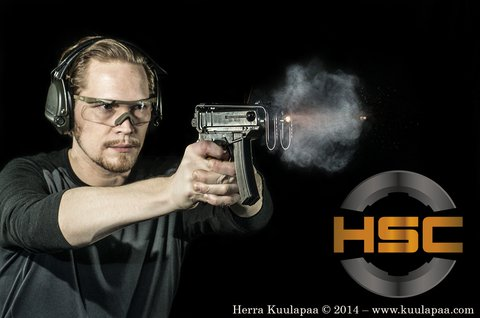 High speed photography - HSC